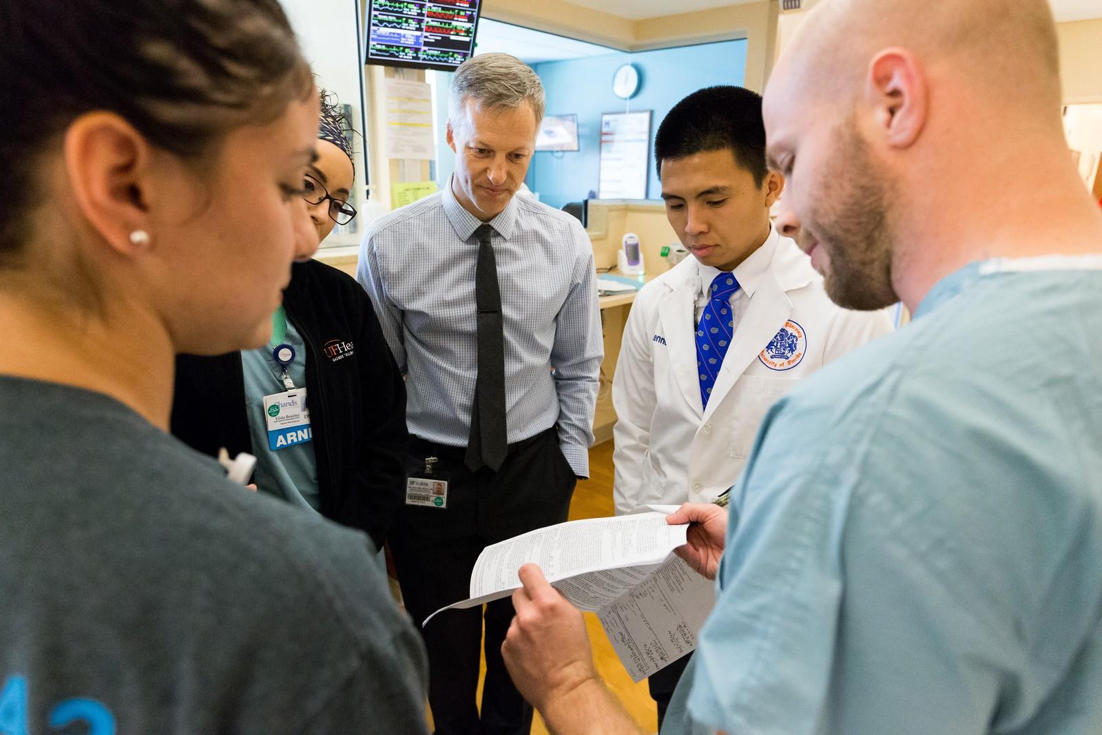 OEP Hospital Rotation Page Photo